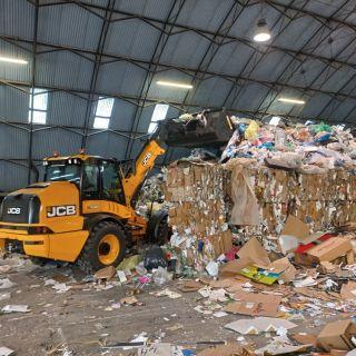 S kloubákem na recyklace
