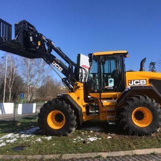 JCB 427 HT AGRI