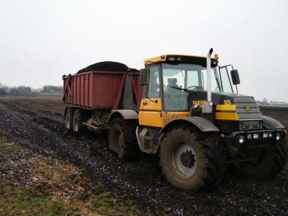 Historie produkce traktorů Fastrac