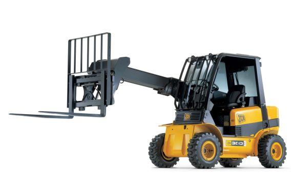 Teleskopické vysokozdvižné vozíky