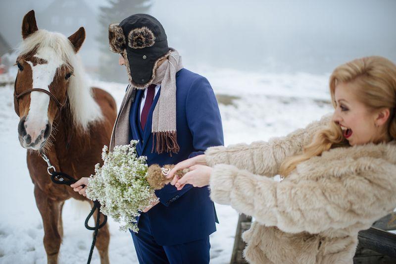 Což takhle svatbu, princi?