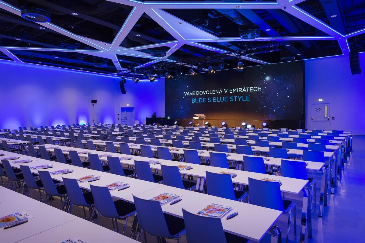 Nejlepší prostory pro konference
