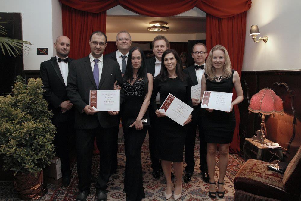 Udílení cen Czech Hotel Awards se kvapem blíží
