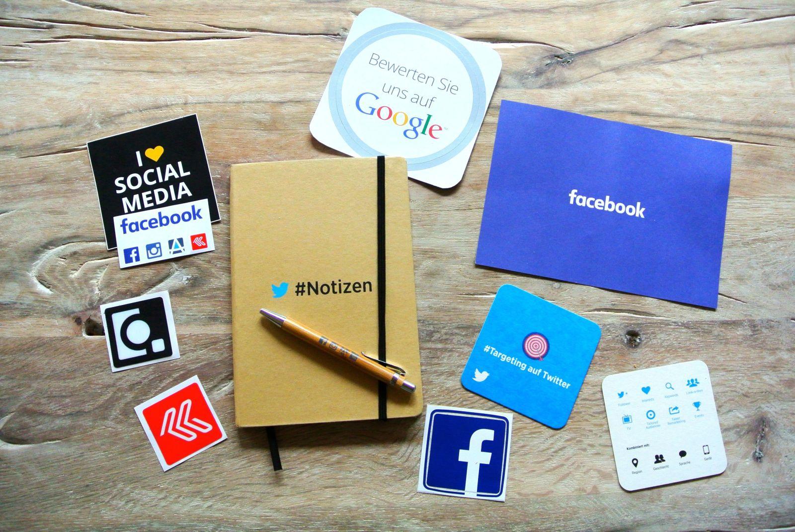 Akce po (sociální) síti