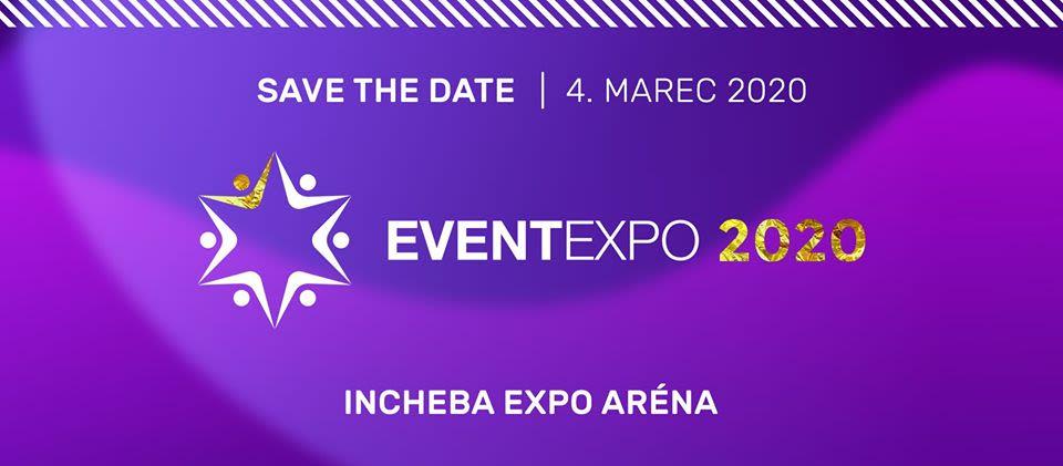 Co nám nabídne pátý ročník EVENTEXPO již tuto středu 4.3. v Bratislavě?