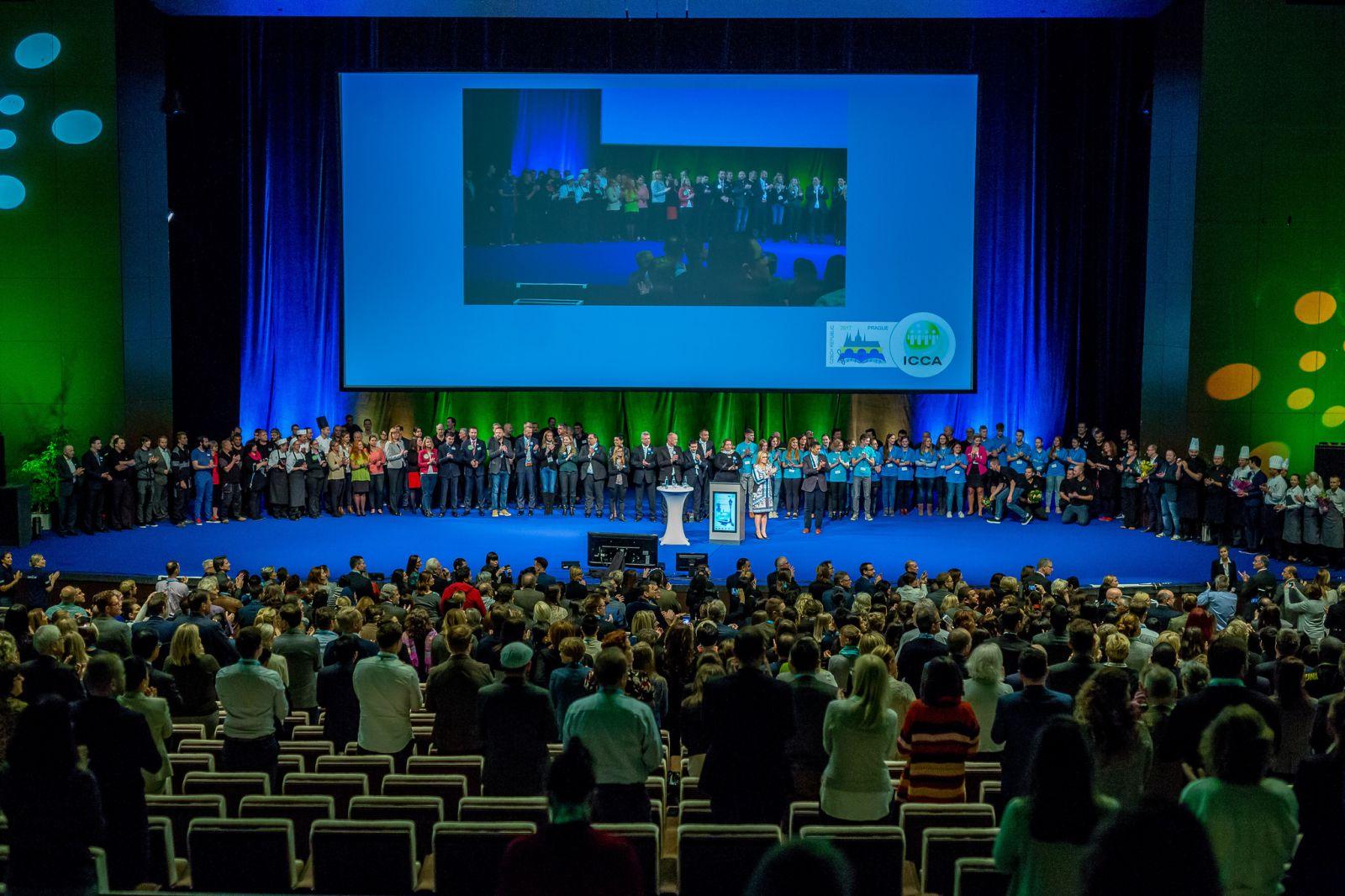 Praha přivítala rekordní počet odborníků z oblasti kongresového průmyslu