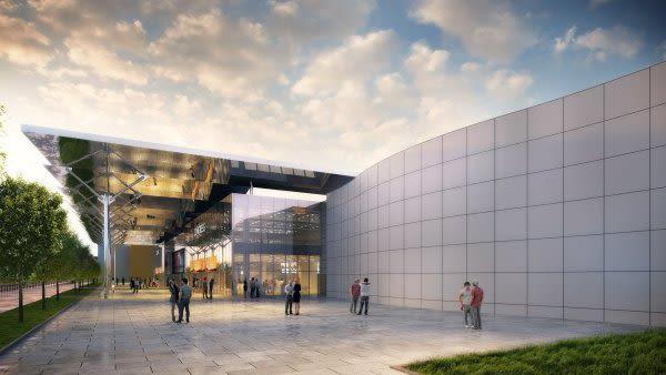 Velkokapacitní kongresové centrum vyroste u O2 arény