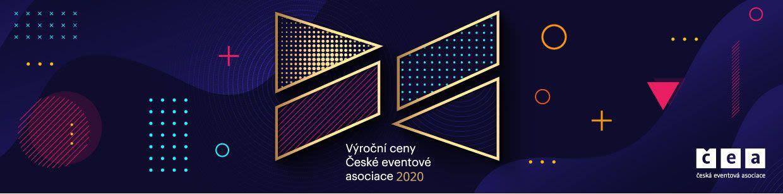 Sledujte vyhlášení vítězů o nejlepší event roku Výroční ceny ČEA 2020