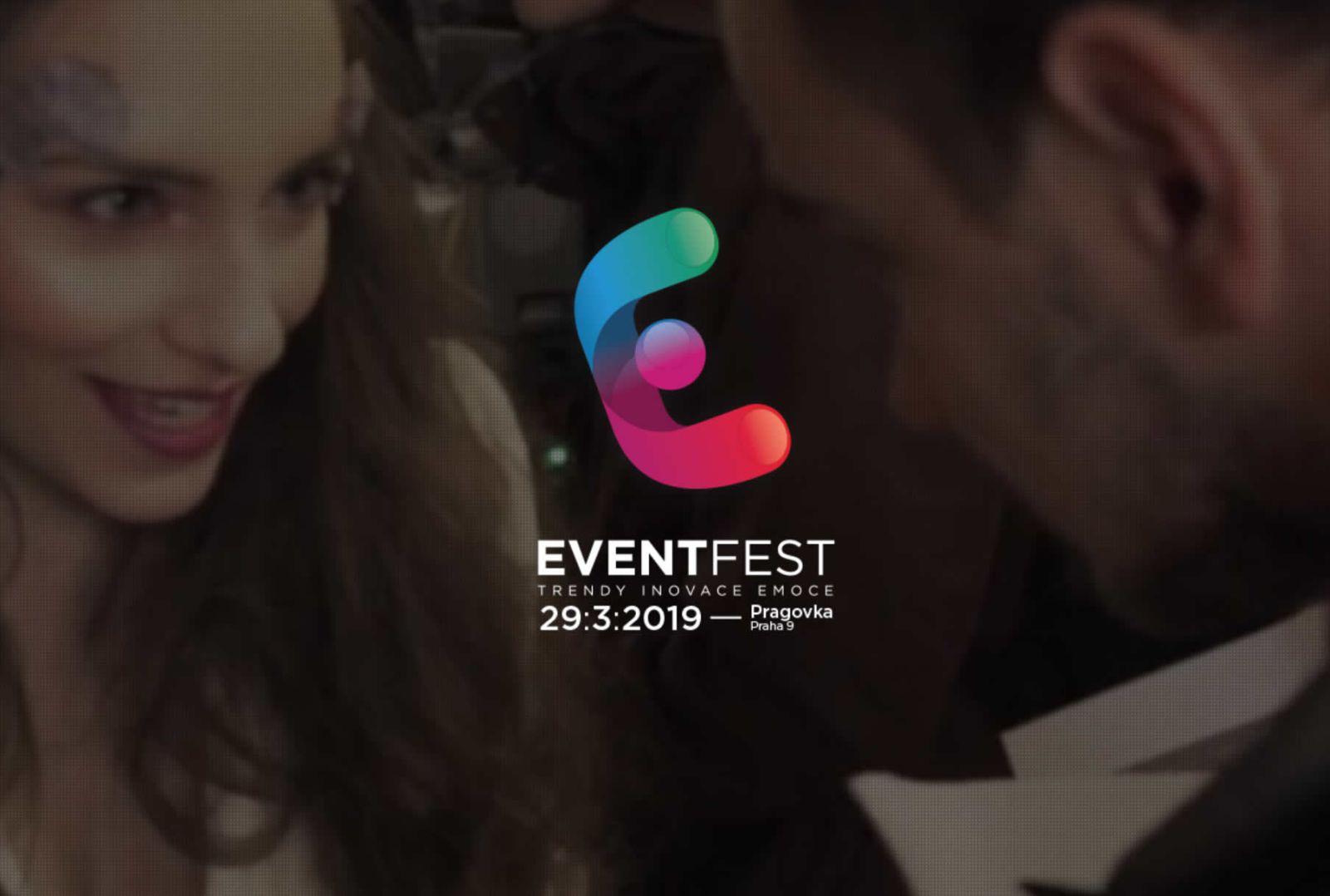 EVENT FEST 2019 - Pragovka láká profesionály