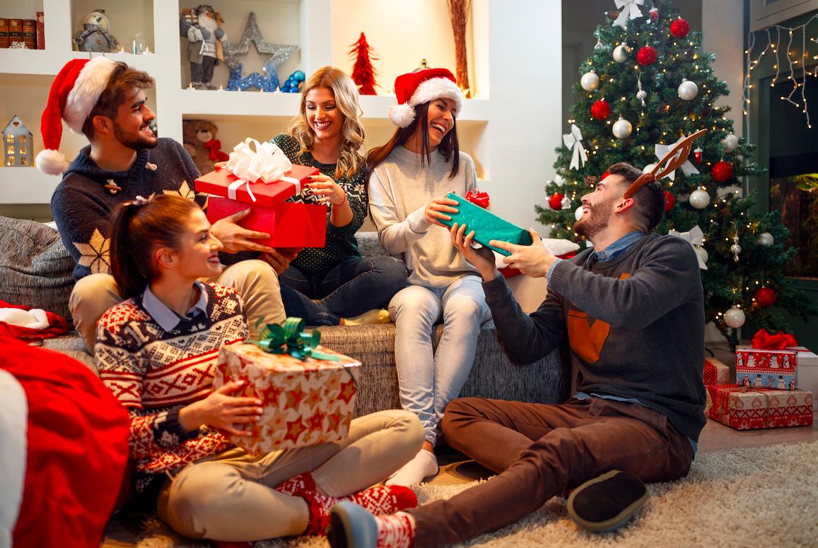 Jak na vánoční dárky