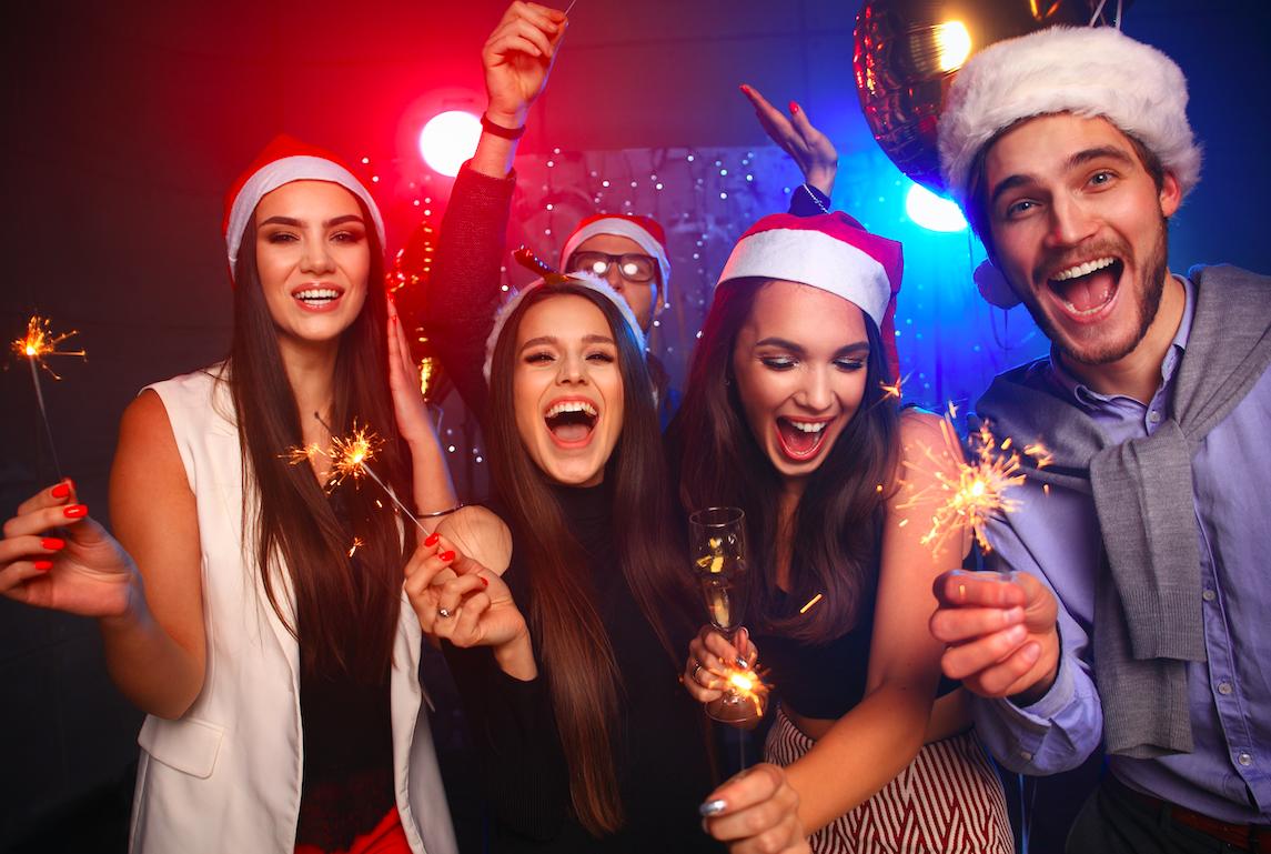 Co nezapomenout na firemní vánoční večírek