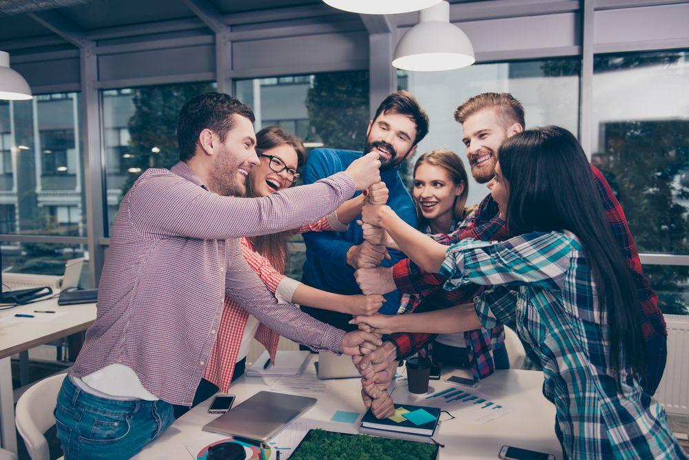 Krátké teambuildingové aktivity pro každého