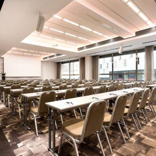 Best Western Premier Hotel International - Kongresový sál A + Kongresový sál B