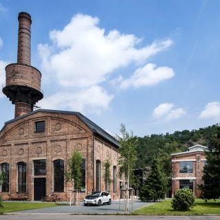 Uhelný mlýn - Kotelna