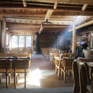 Resort Svět - Restaurace Ranč
