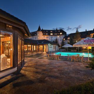 Hotel SEN - Restaurace SWISS