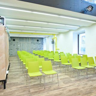 Impact Hub Ostrava - Open space