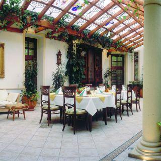 Green Garden Hotel - Zimní zahrada
