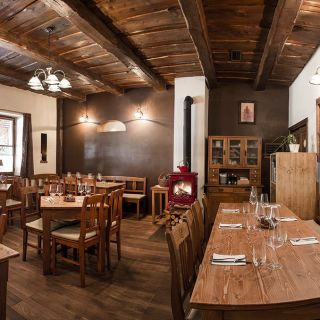 Angusfarm Soběsuky - Angusfarm Restaurace
