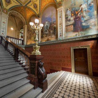 Uměleckoprůmyslové museum v Praze - Multifunkční sál