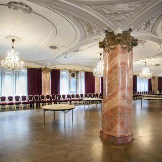 Palác Lucerna - Mramorový sál