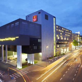 Clarion Congress Hotel Prague **** - Tycho + Kepler