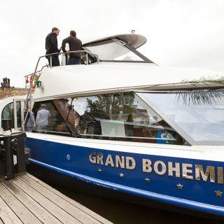 Prague Boats - Loď Grand Bohemia