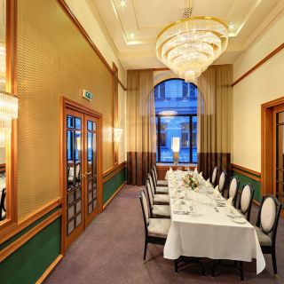 Grand Hotel Bohemia Prague - Bohemia salonek