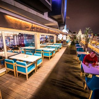 DupleX, The Rooftop Venue