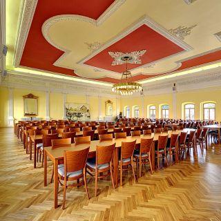 Pivovar Staropramen - Paspův sál