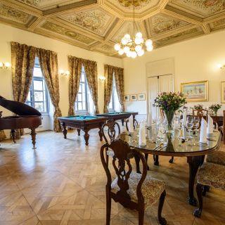 Chateau Hostačov - Hodovní sál