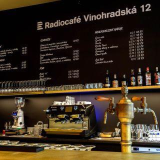 Radiocafé Vinohradská 12