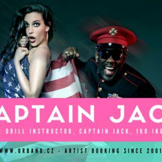 Urbano Artist Booking - Captain Jack