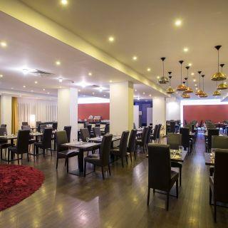 Wellness hotel Green Paradise - Restaurace & Lobby Bar