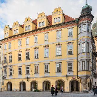Pražské kreativní centrum - Hlavní sál