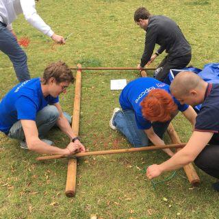 Catalyst Czech Republic - Team building - Go Team