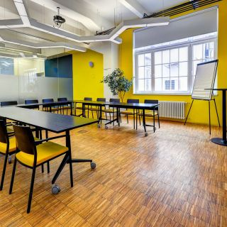 Impact Hub Praha D10 - Malá konferenční místnost