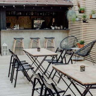 BER.LIN BAR - SUN.DAY TERRACE