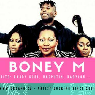 Urbano Artist Booking - BONEY M