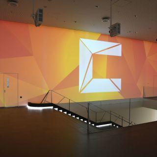 Cubex Centrum Praha - Foyer východ