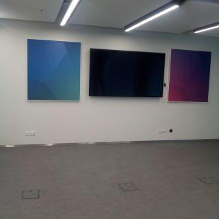Cubex Centrum Praha měsíc před otevřením