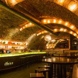 Cocktail & Music bar Nebe Křemencova