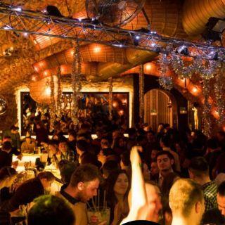 Nebe Cocktail & Music Bar Křemencova