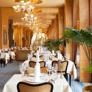 ALEXANDRIA**** Spa & Wellness hotel - Francouzská restaurace