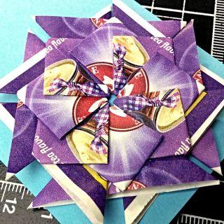 MOBILNÍ KREATIVNÍ VÝTVARNÉ DÍLNY - Tea bag folding – vyrábění z čajových sáčků