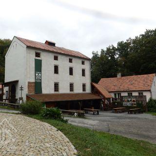 Housův mlýn - Podkroví