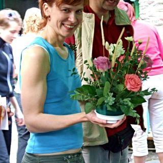MOBILNÍ KREATIVNÍ VÝTVARNÉ DÍLNY - Květinové workshopy