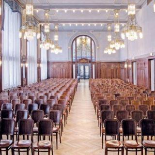 Obecní dům - Sladkovského sál