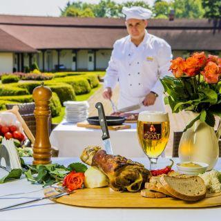 VEBA Hotel Resort - Restaurační prostory VEBA HOTEL RESORTu
