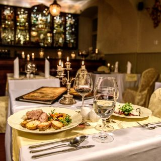 Chateau Hostačov - Restaurace